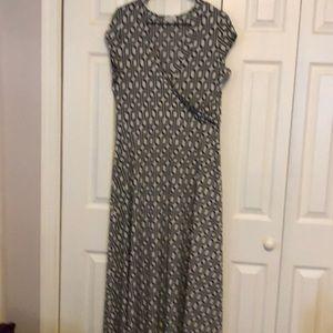 Excellent condition maxi dress
